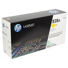 HP 828A (CF364A) фотобарабан желтый для HP Color LaserJet M855/M880 Enterprise series