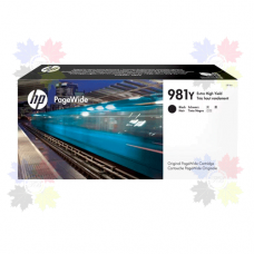 HP 981Y L0R16A черный картридж HP PageWide Enterprise Color 556 / 586